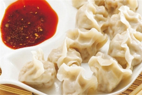 尚居饺子美味