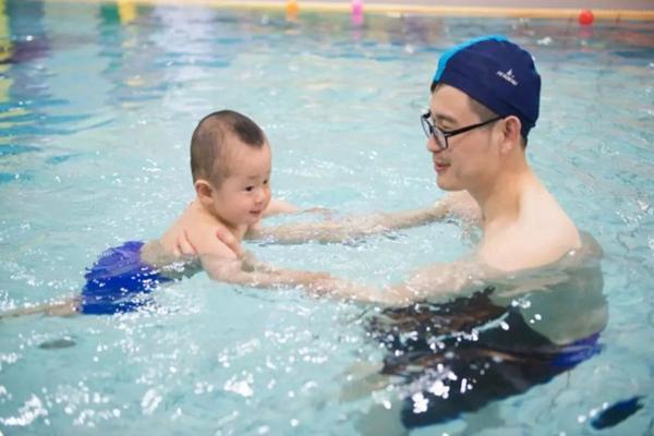 GymUSwim金游宝宝亲子游泳馆宣传图