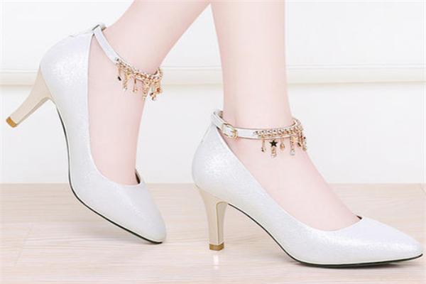佰莉文女鞋加盟