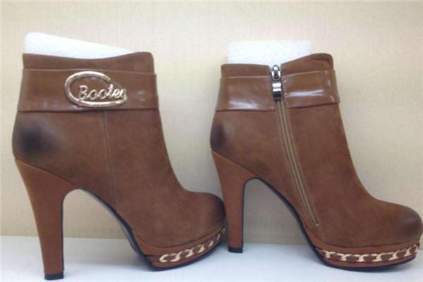 佰莉文女鞋皮鞋