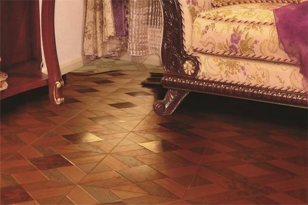 德威自发热地板实木地板