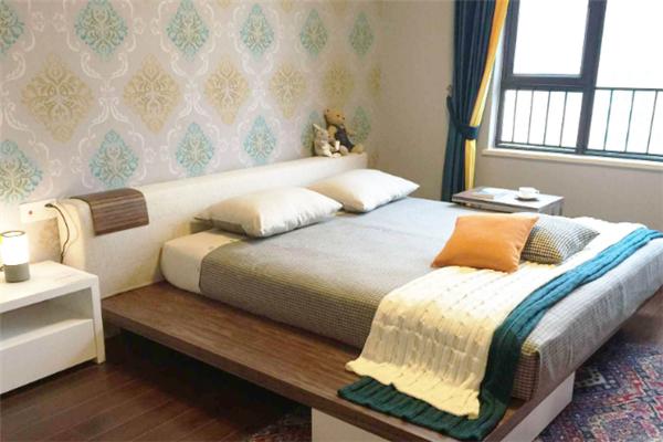 家之景家具床