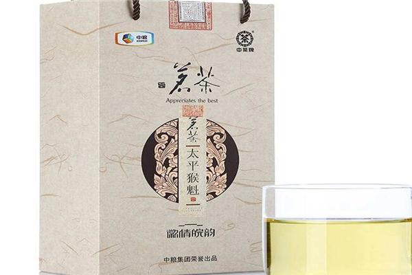 中粮茶叶盒装