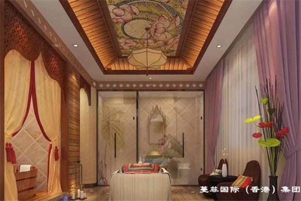 蔓菲国际spa会所品牌