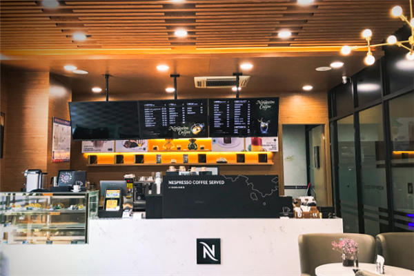 PSHOW NESPRESSO COFFEE环境