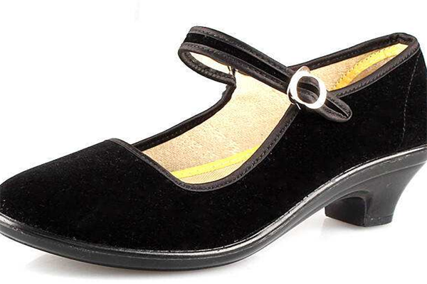漱芳斋布鞋舒适