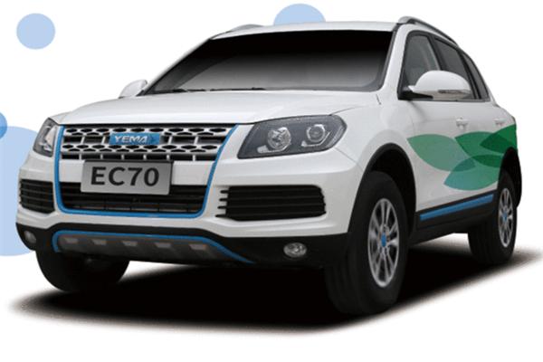 野马新能源汽车环保