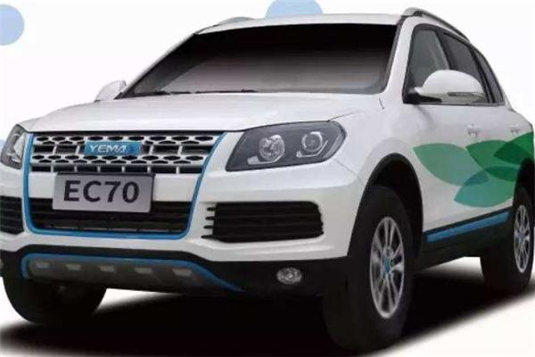 野马新能源汽车品牌