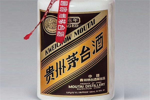 陈年茅台酒品味