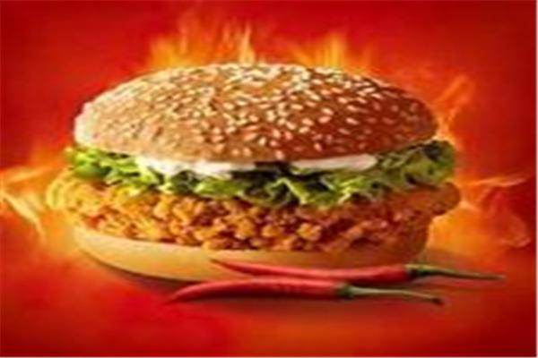 台美呷中式五谷汉堡特色