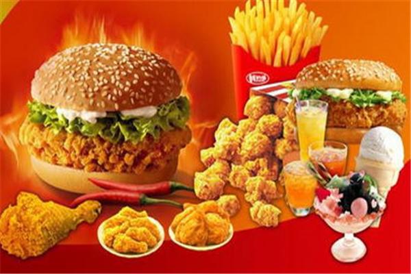 台美呷中式五谷汉堡经典