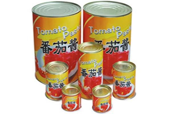海昌食品番茄酱