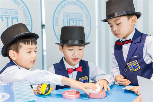 UCIE兒童國際禮儀課程細節