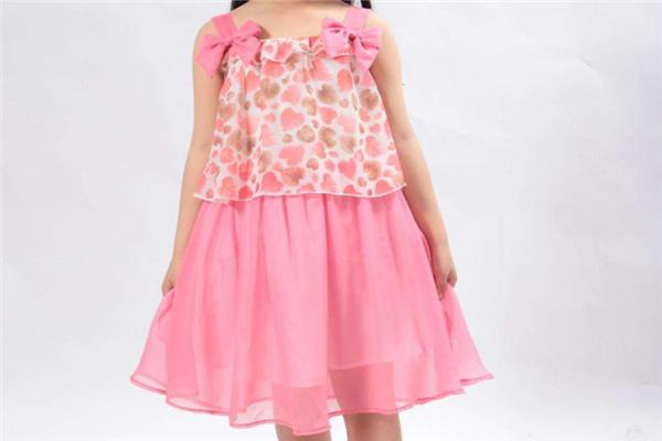 愛爾寶貝童裝粉色