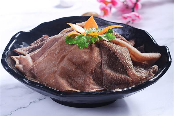 阿华大虾配菜