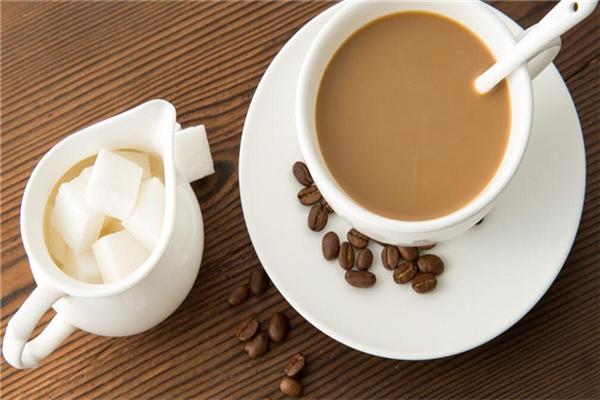 前街咖啡新品