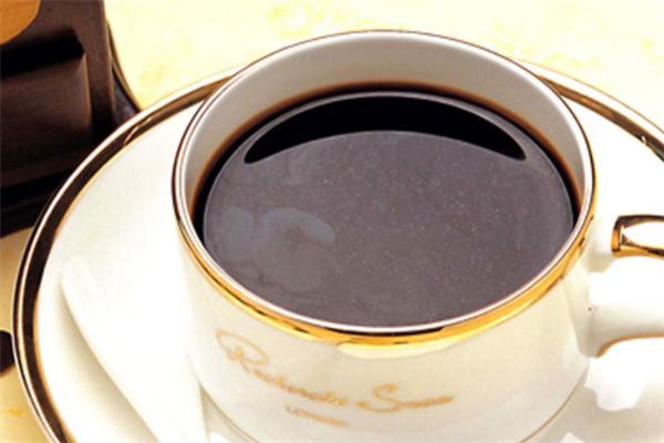 由心咖啡黑咖啡