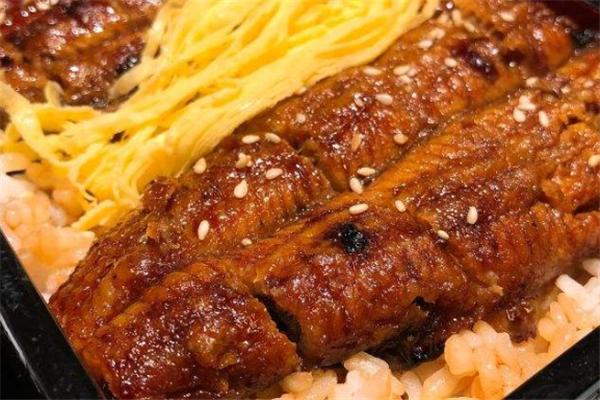 鳗道酱油饭