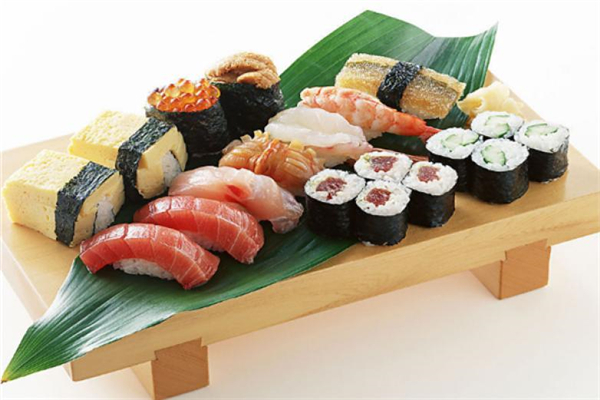 竹若金枪鱼日本料理招牌