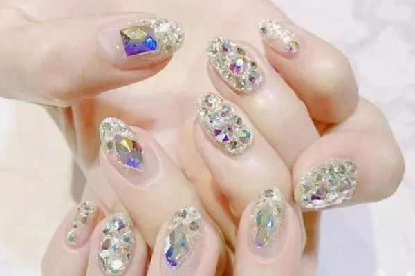 指尖芭蕾美甲方便