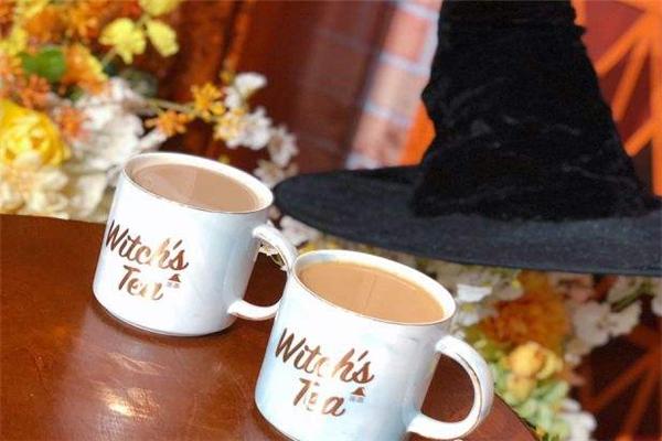 巫茶witchtea杯子