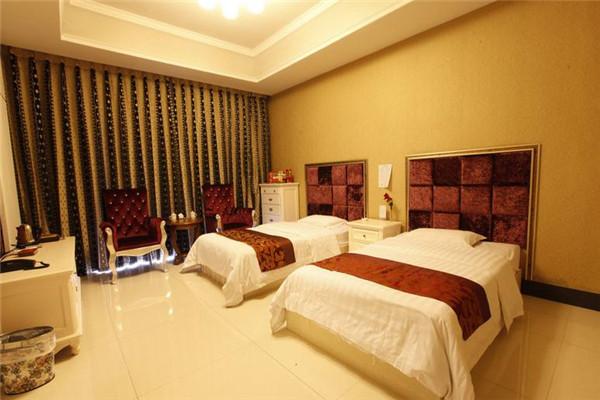 諾庭酒店房間