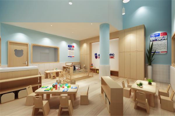 佳诺国际婴幼中心内景