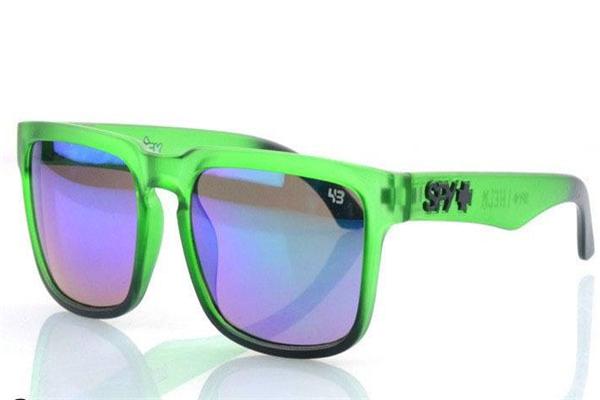 spy眼鏡綠色