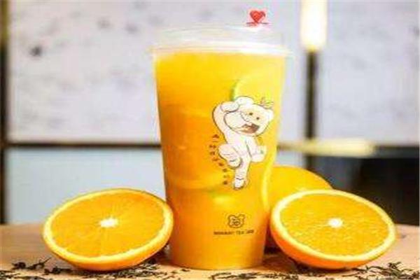 茶小笨果汁