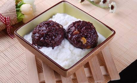 香港甜品香雪糯米丸子