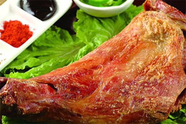 铁木真烤肉美味