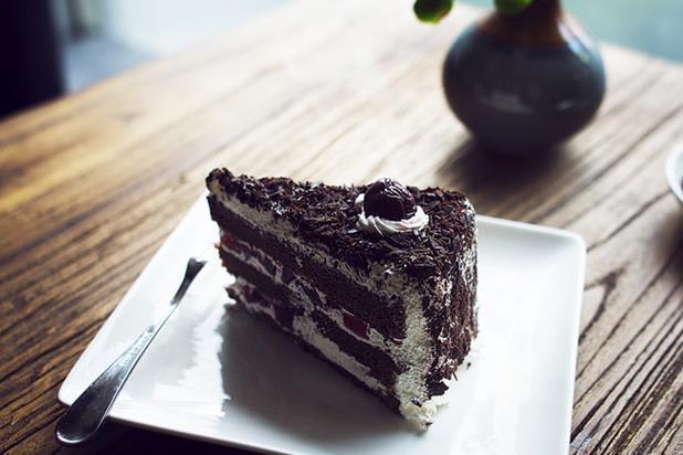 山山烘焙黑森林蛋糕