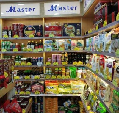 master進口食品零食