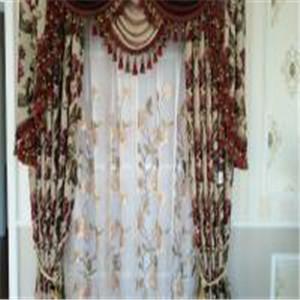 金剪子窗帘传统