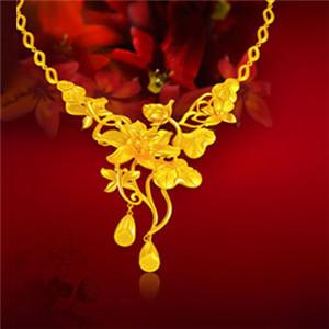 金大鳳珠寶項鏈