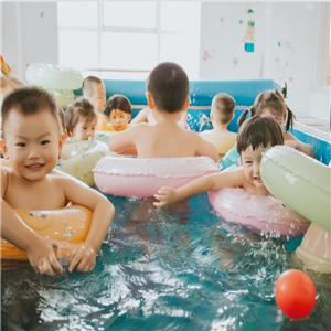 愛樂琪早教游泳