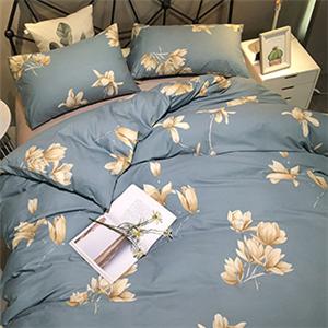 尚喜堂床上用品藍色