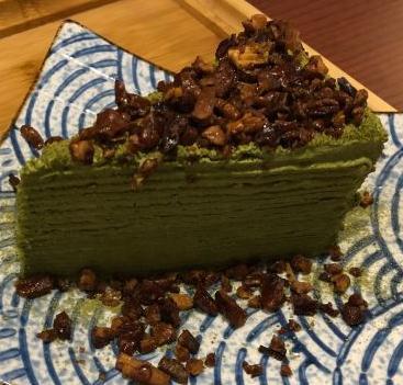 三北里日式抹茶甜品加盟