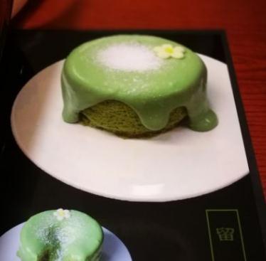 三北里日式抹茶甜品美味