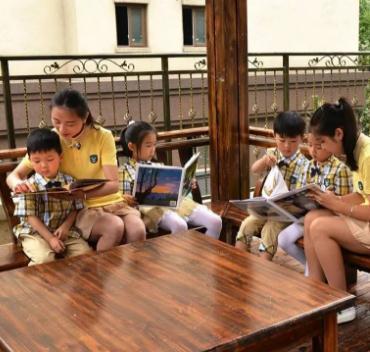 一尺和偉才國際幼兒園學習
