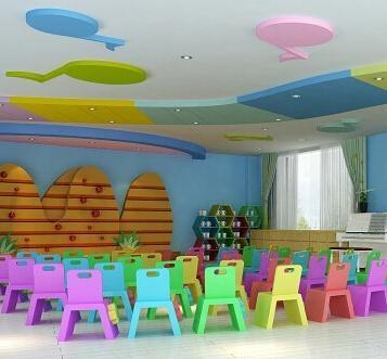 一尺和偉才國際幼兒園教室