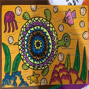 貝畫創意兒童美術加盟