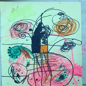 貝畫創意兒童美術是介紹