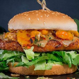 好多肉汉堡健康