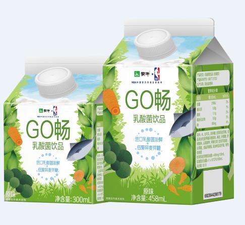 蒙牛Go畅乳酸菌饮品产品3