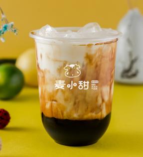 麦小甜鲜奶吧产品7
