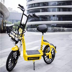松果共享電單車