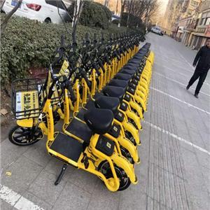 松果共享电单车优势