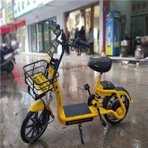 松果共享电单车介绍