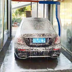 蘿卜來了智能洗車車